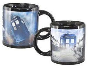 Tazza Mug cambia immagine Doctor Who