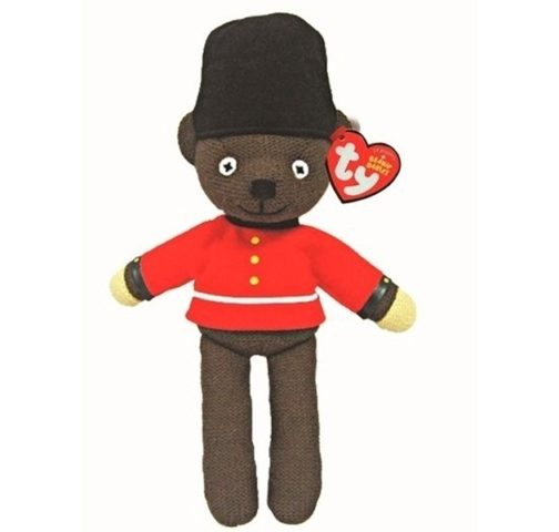 Peluche Mr Bean Teddy Bear Guardia della Regina