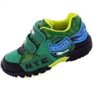 Sneakers bimbo Tartarughe Ninja Leonardo