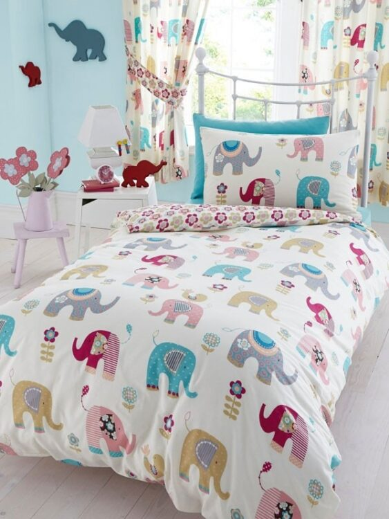 Set lettino 4 in 1 Jumbo Elephant