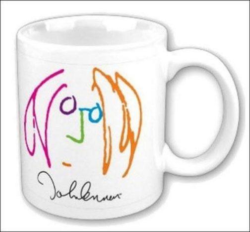 Tazza mug in ceramica John Lennon
