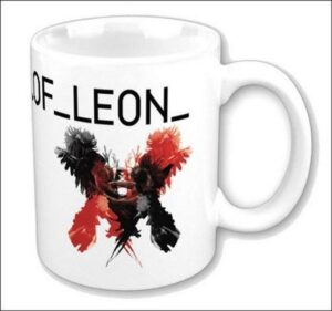 Tazza mug in ceramica Kings of Leon