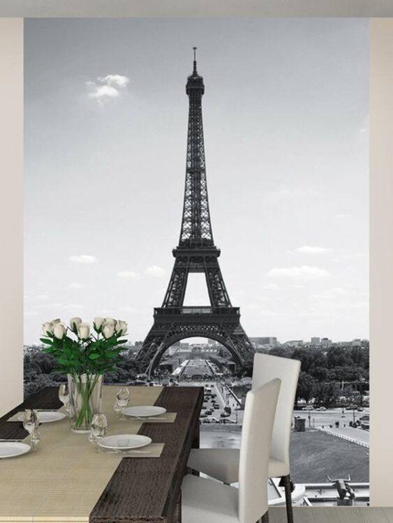 Fotomurale Torre Eiffel 232 x 158cm