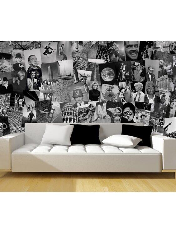 "Murale Creative Collage ""Life"""