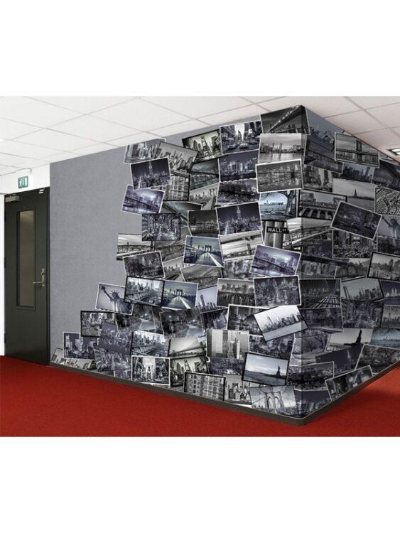 Murale 64 pz Icone di New York - Creative Collage