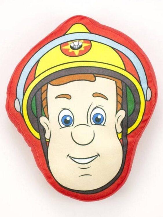 Cuscino sagomato Sam il Pompiere