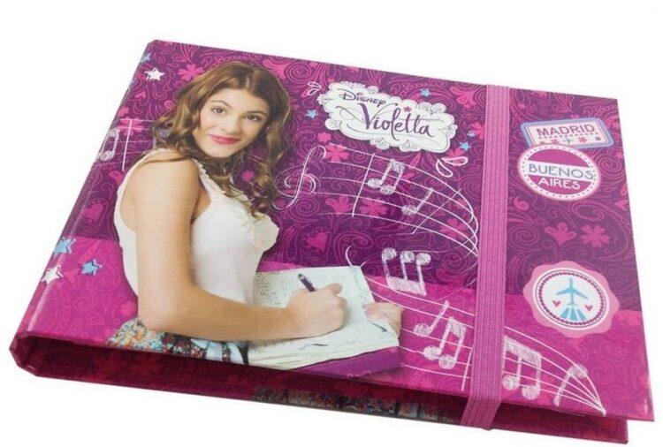 Diario personale Violetta