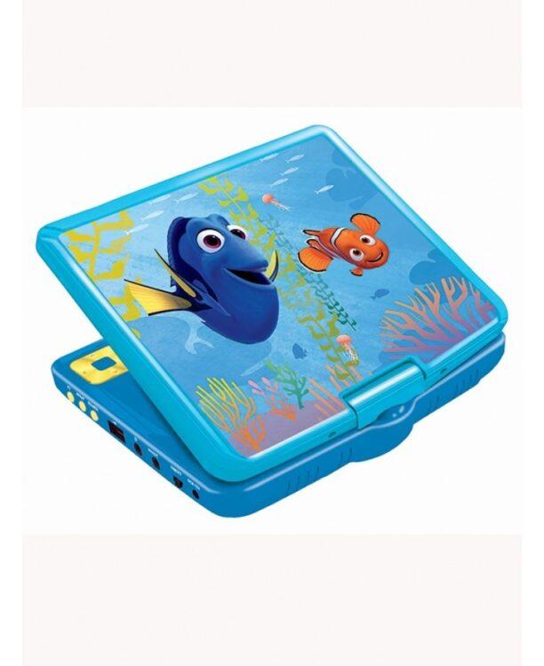 Lettore DVD portatile di Dory e Nemo