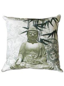 Cuscino Buddha