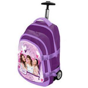 Trolley da viaggio Violetta