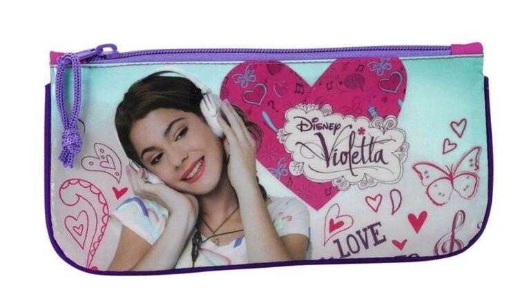 Astuccio portatutto Violetta Music