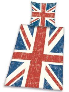 Parure Copripiumino Singolo Union Jack