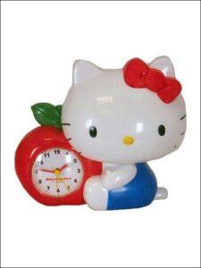 Sveglia e Salvadanaio Hello Kitty