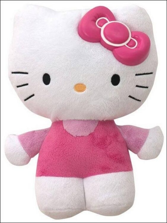 Peluche e luce notturna Hello Kitty