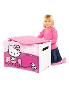 Cassapanca Hello Kitty