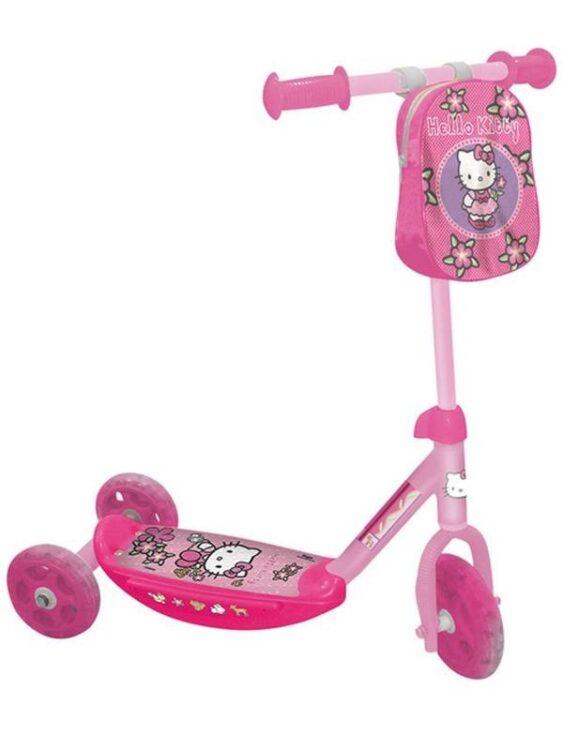 Monopattino 3 ruote Hello Kitty