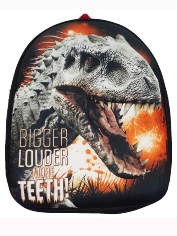 Jurassic World Zaino 3D