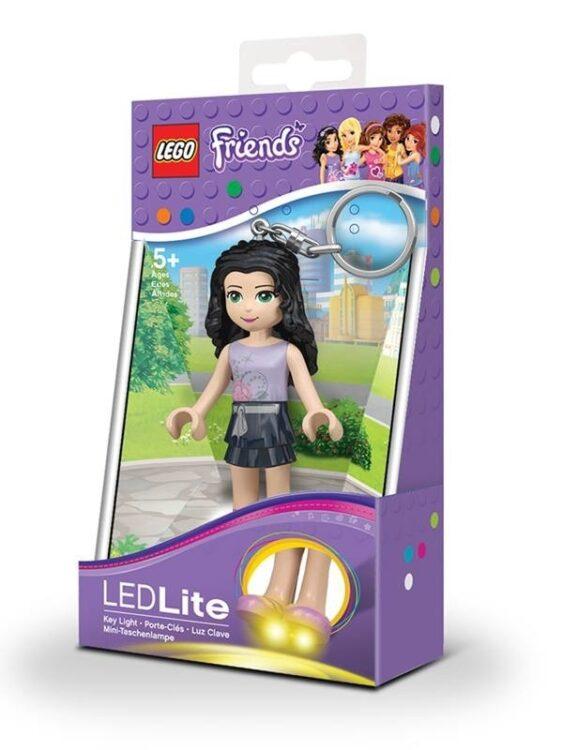 Portachiavi con luce Lego Friends Emma