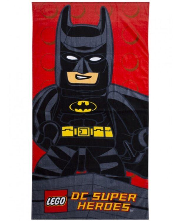 Asciugamano Batman Lego