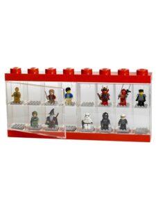 Bacheca espositore personaggi Lego