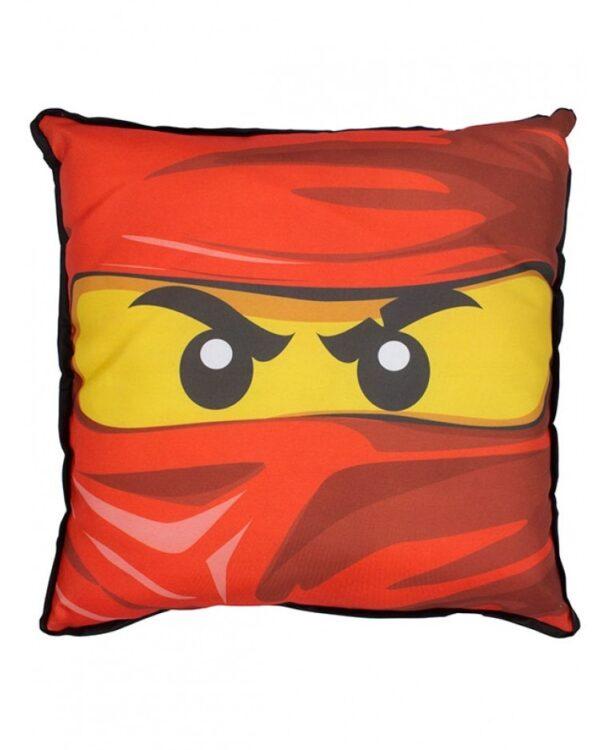 Cuscino imbottito double face Lego Ninjago