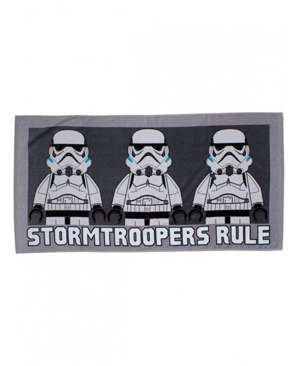 Asciugamano Star Wars Lego Stormtroopers
