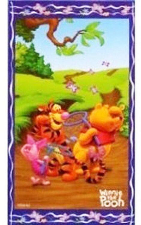 Telo Mare Winnie the Pooh Foresta