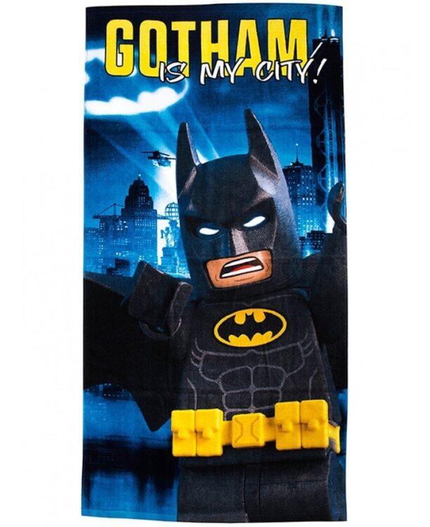 Asciugamano telo mare Lego Batman Movie