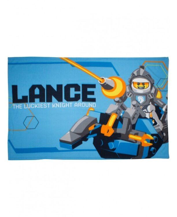 Coperta Lego Nexo Knights Lance