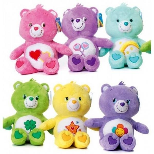 Orsetto peluche Care Bear 33cm
