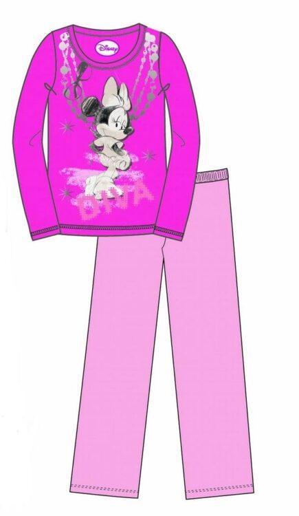 Pigiama manica lunga Disney Minnie