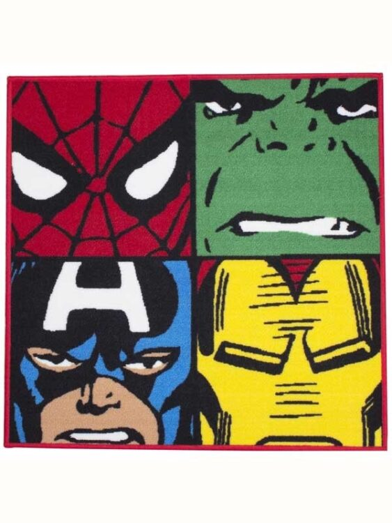 Tappeto Marvel Comics Defenders
