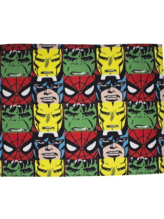Plaid Pile Marvel Comics Justice