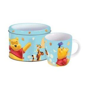 Set 2 pezzi colazione Winnie The Pooh