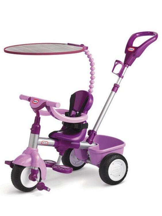 Primo Triciclo Purple 3in1 Little Tikes