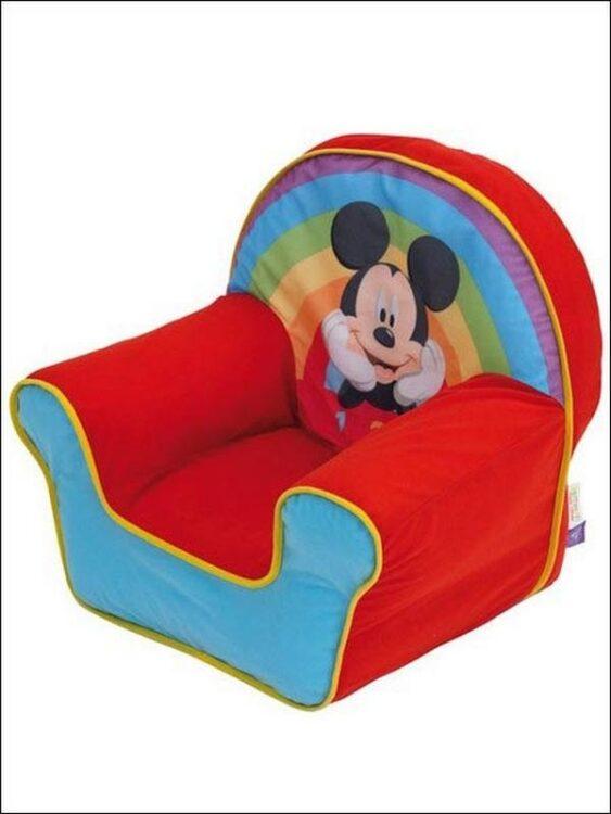Poltroncina Disney Mickey