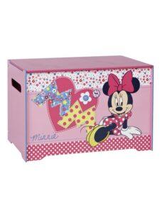 Baule in legno Disney Minnie