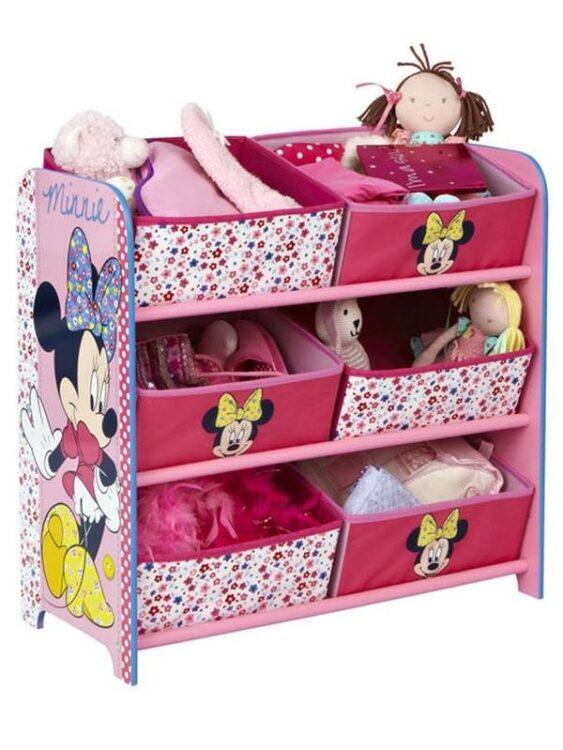 Mobiletto contenitore Minnie
