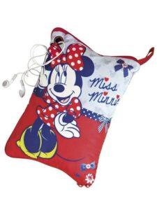 Cuscino con contenitore segreto Minnie