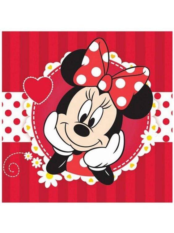 Asciugamano magico Minnie