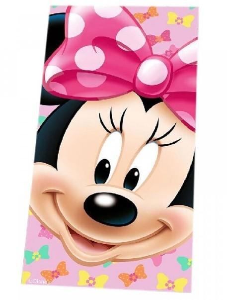 Asciugamano telo mare Disney Minnie