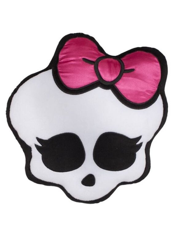 Cuscino sagomato Monster High Skull