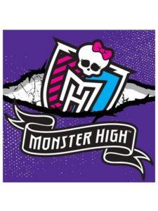 Asciugamano magico Monster High