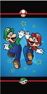 Asciugamano Telo Mare Super Mario