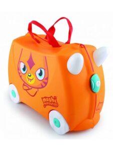Valigia Trolley cavalcabile Moshi Monsters Katsuma Trunki