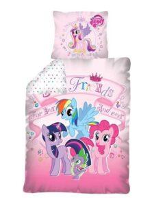 Parure copripiumino singolo My Little Pony Best Friends