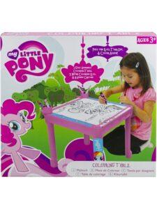 My little Pony - Tavolino piccolo artista