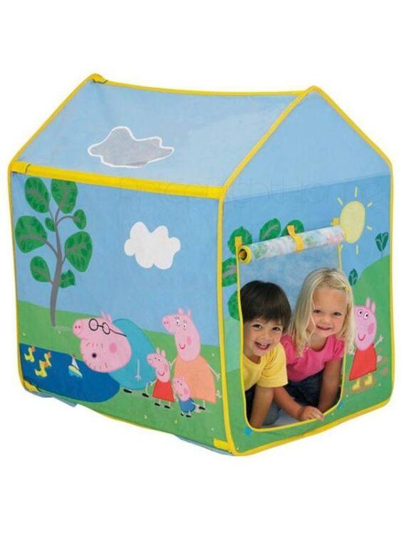 Tenda casetta Peppa Pig