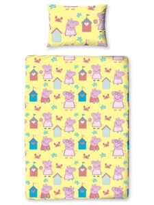 Set Lettino 4in1 Peppa Pig