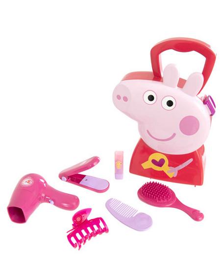 Set bellezza Peppa Pig con custodia sagomata
